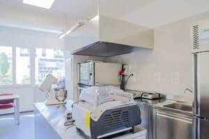 Laboratorio cucina Kairos Italia