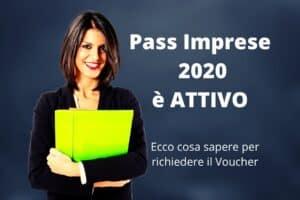Pass Imprese 2020