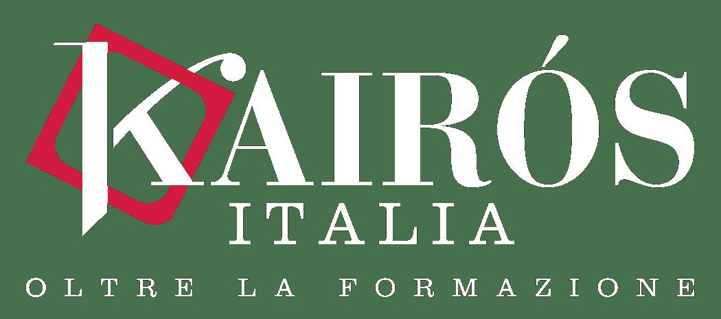 Kairos Italia Logo bianco