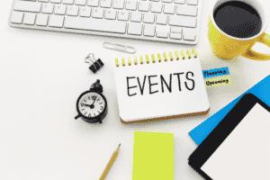 Come organizzare un evento tradizionale online